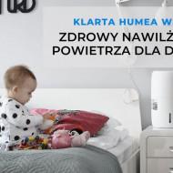 Najzdrowsze nawilżacze powietrza dla dzieci i niemowląt
